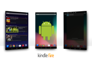 Android 4.3 Kindle Fire