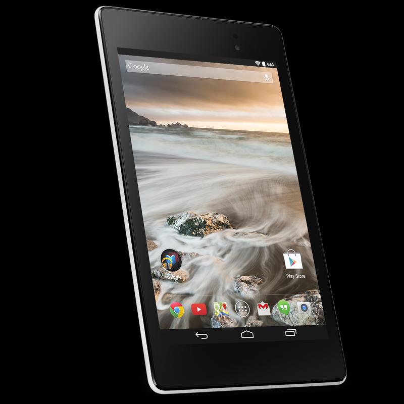 White Nexus 7(2013)
