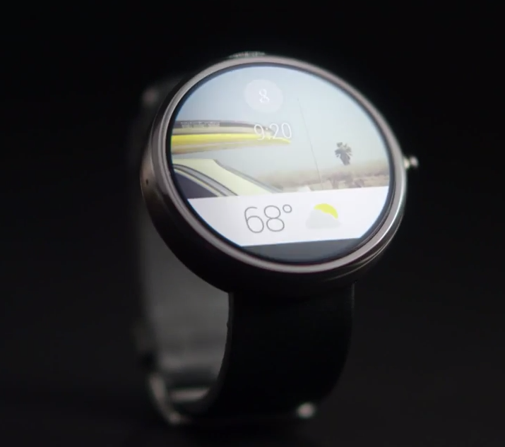 Android Wear Concept Watch