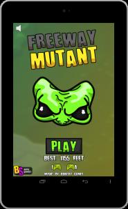 Freeway Mutant